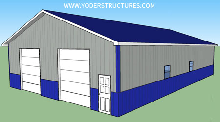 Yoder Engineered Structures Inc Building Styles